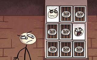 Troll Face Quest Classic скриншот 4