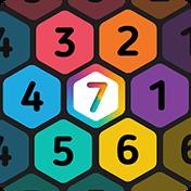 Сделай 7: Шестиугольная головоломка (Make7: Hexa Puzzle)