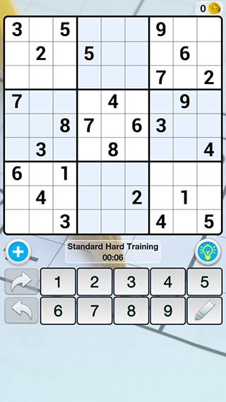 Sudoku Free скриншот 1