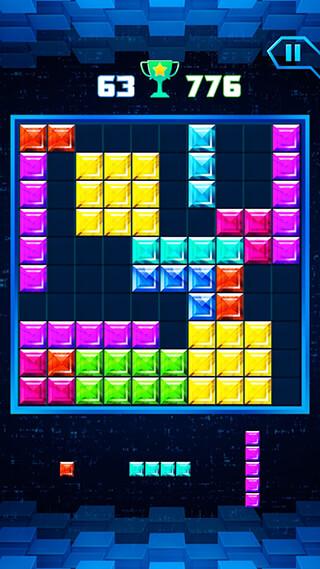 Block Puzzle Classic Plus скриншот 2