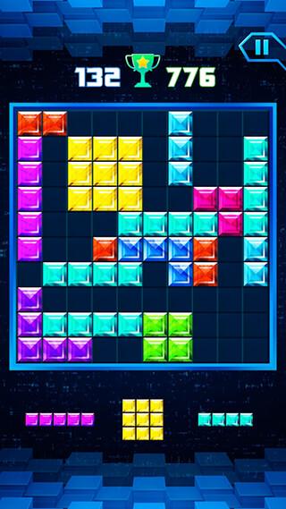 Block Puzzle Classic Plus скриншот 3