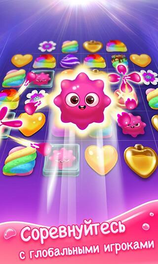 Jelly Blast скриншот 1