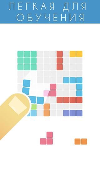1010 Puzzle скриншот 2