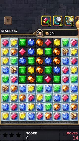 Jewelry King скриншот 1