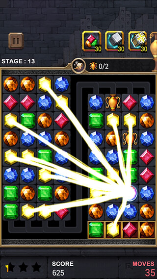 Jewelry King скриншот 2