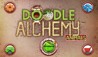 Doodle Alchemy: Animals скриншот 1