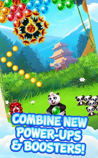 Panda Pop скриншот 3