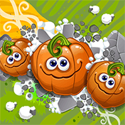 Funny Farm: Super Match 3 Game