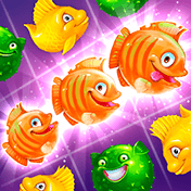 Mermaid Puzzle: Fish Rescue иконка