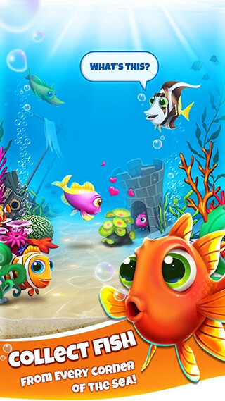 Fish Mania скриншот 2