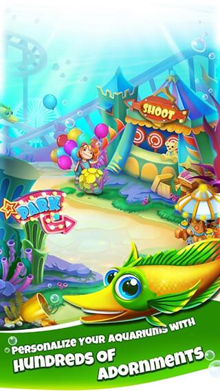 Fish Mania скриншот 4