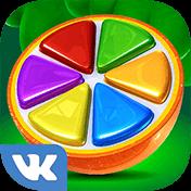 Fruit Land Match 3 for VK иконка