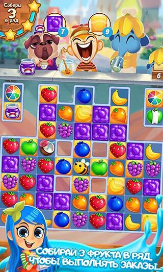 Juice Jam скриншот 1