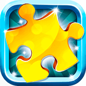 Jigsaw Puzzles World иконка