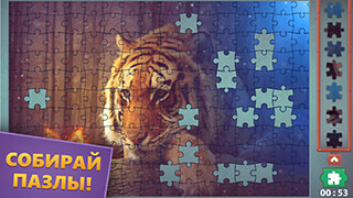 Jigsaw Puzzles World скриншот 1