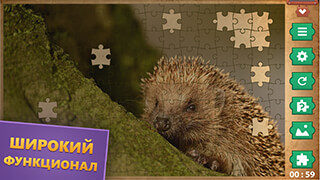 Jigsaw Puzzles World скриншот 2