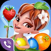 Viber: Fruit Adventure иконка
