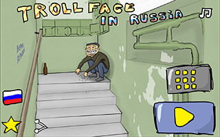 Troll Face Quest 3D скриншот 1