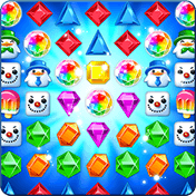 Jewel Pop Mania: Match 3 Puzzle иконка