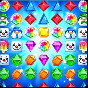 Jewel Pop Mania: Match 3 Puzzle иконка
