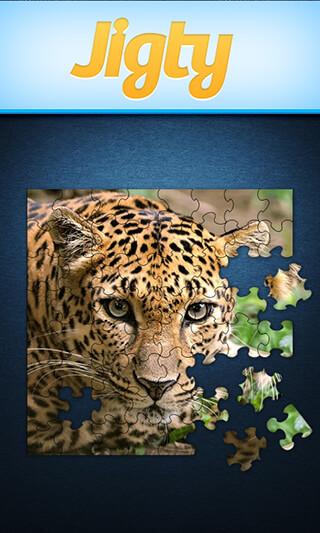 Jigty Jigsaw Puzzles скриншот 1
