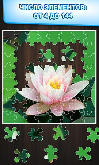 Jigty Jigsaw Puzzles скриншот 2