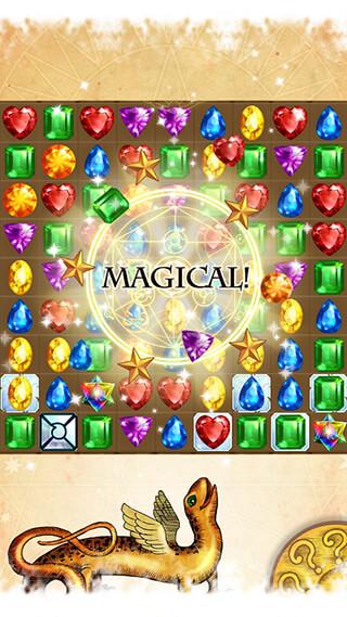 Clash of Diamonds: Match 3 скриншот 1