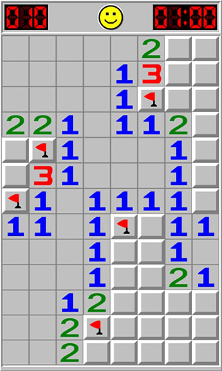 Minesweeper скриншот 1