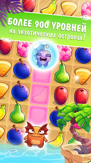 Fruit Nibblers скриншот 2