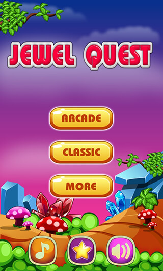 Jewel Quest скриншот 1