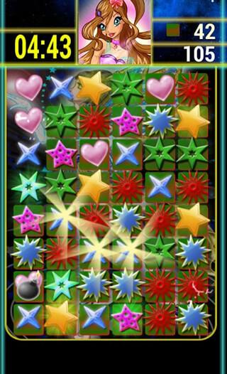 Fairy Match 3 скриншот 4