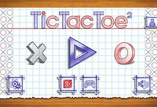 Tic Tac Toe 2 скриншот 1
