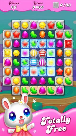 Candy Fantasy: Story Sweet скриншот 1
