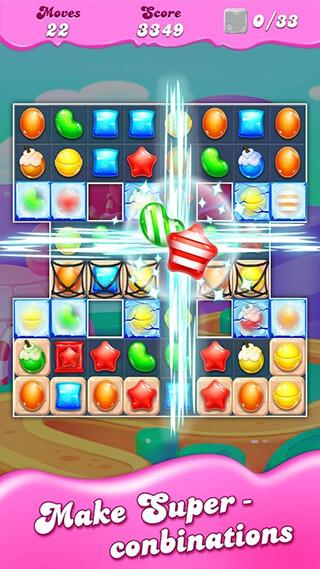 Candy Fantasy: Story Sweet скриншот 2