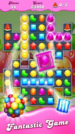 Candy Fantasy: Story Sweet скриншот 3