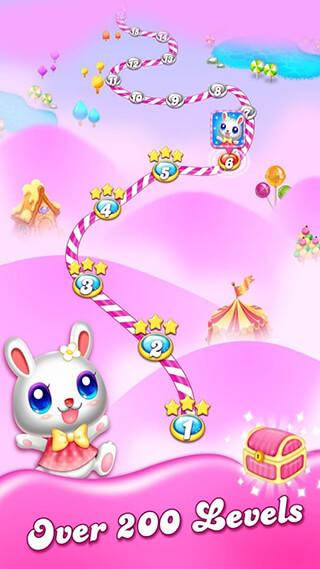 Candy Fantasy: Story Sweet скриншот 4