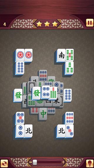 Mahjong King скриншот 1