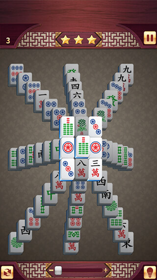 Mahjong King скриншот 2