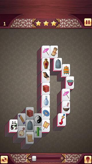 Mahjong King скриншот 3