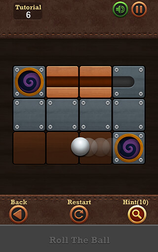 Roll the Ball: Slide Puzzle 2 скриншот 1