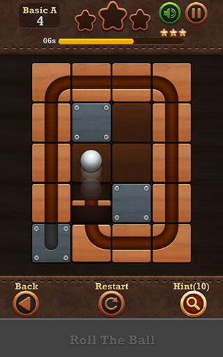 Roll the Ball: Slide Puzzle 2 скриншот 2