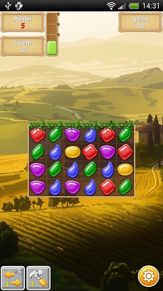 Gems Crush Mania: Match 3 скриншот 2