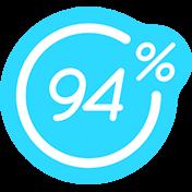 94% иконка