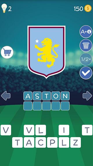 Football Clubs Logo Quiz скриншот 3