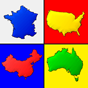All Maps of the World: Quiz иконка