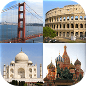 Cities of the World: Photo Quiz иконка