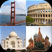 Cities of the World: Photo Quiz иконка