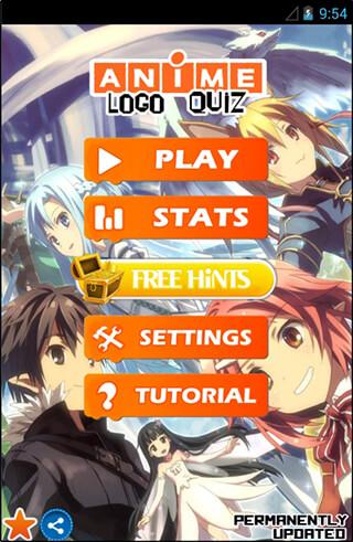 Anime Logo Quiz скриншот 1