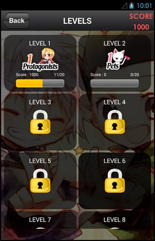 Anime Logo Quiz скриншот 2