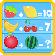 Fruit Math иконка